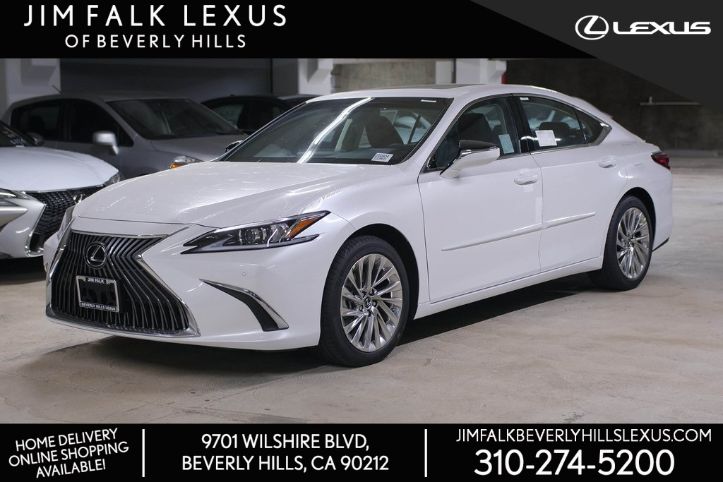 New 2020 Lexus ES 350 350 Luxury